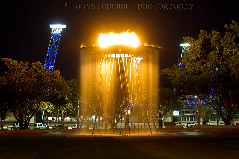 Sydney Olympic Cauldron