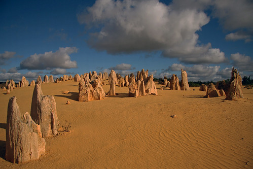 The Pinnacles