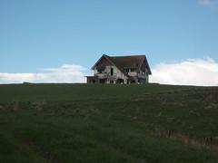 carterton's ghost house