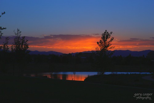 Colorado Sunset by cooper.gary