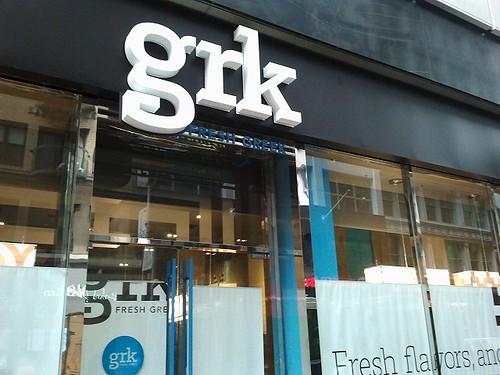 grk sign