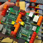 Raspberry Pis Chained Together Provide Massive Computing Muscle