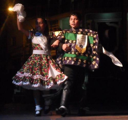 Nacional Infantil de Cueca 2012