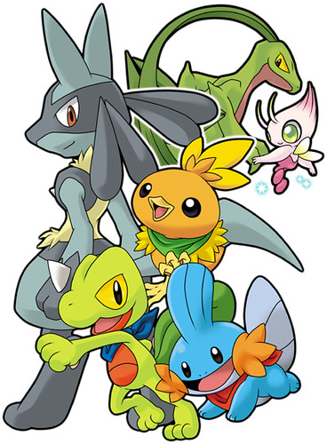 Pokémon Mystery Dungeon 3DS Trailer Released