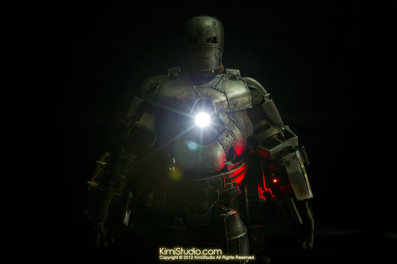 2012.09.13 MMS168 Hot Toys Iron Man Mark I V2.0-076