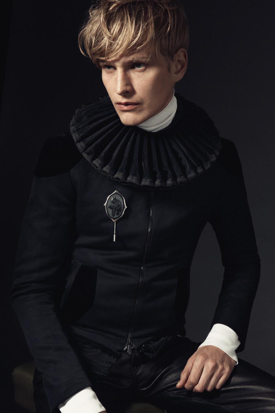 Gerhard Freidl0321_VIKTOR Magazine_Ph Adriano Russo(Wiener Models)