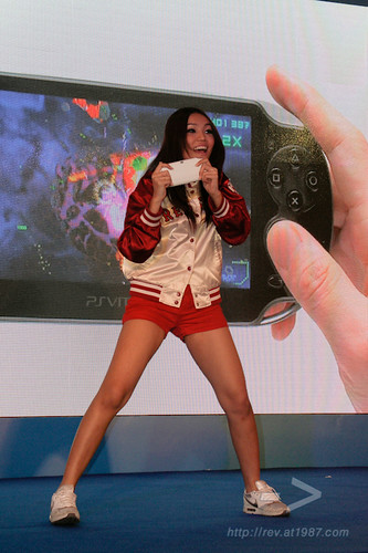 PlayStation Vita Thailand Official Launch