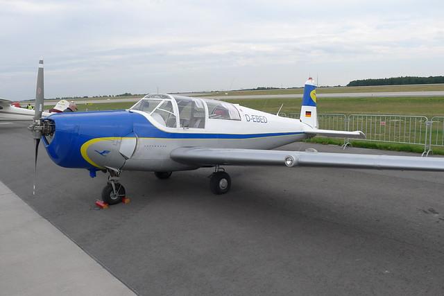 Saab 91 B Safir