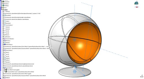 13_Catia Practice_Ball Chair