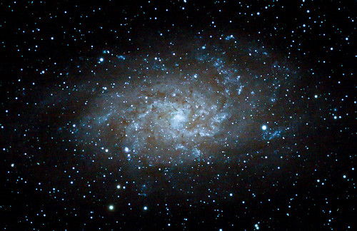 M33 - Close-up by Mick Hyde