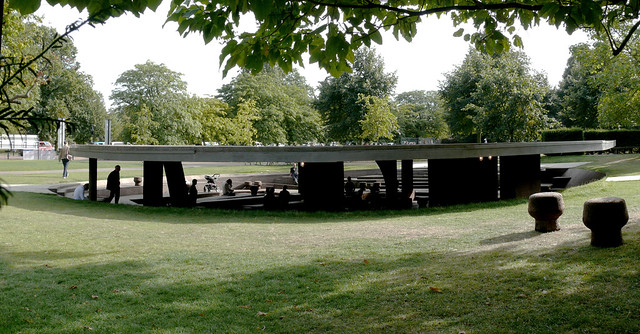 Serpentine Gallery Pavilion, 2012. London