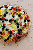 Thumbnail image for Mozzarella Cheese And Vegetable Pizza