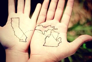 long-distance;
