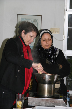 Cooking for Peace