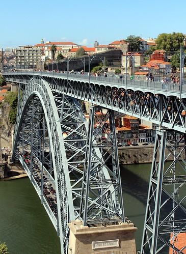 os melhores mirantes do Porto