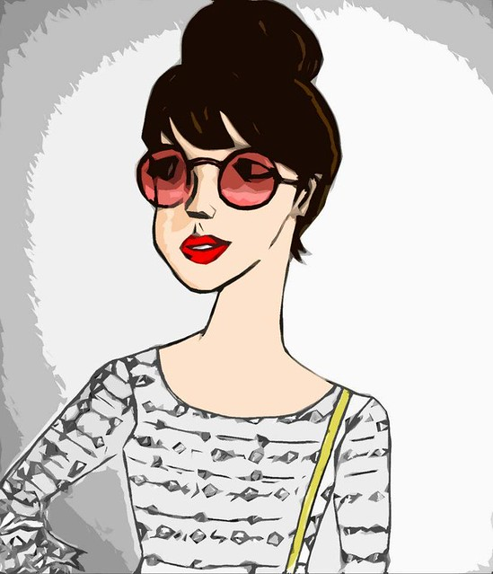 Ana Clara Campelo- Ilustração por Leú Morgato B