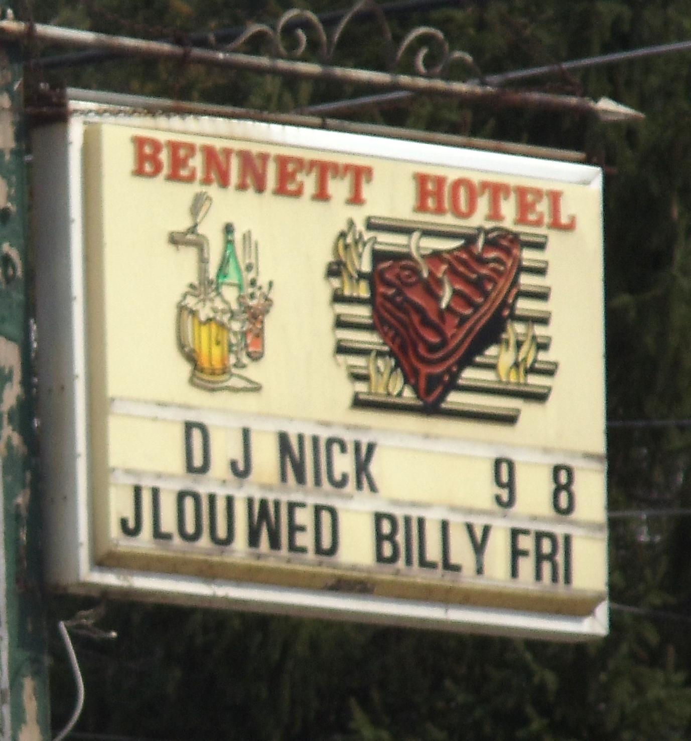 BENNETT HOTEL: Cincinnatus, NY | Flickr - Photo Sharing!cincinnatus town