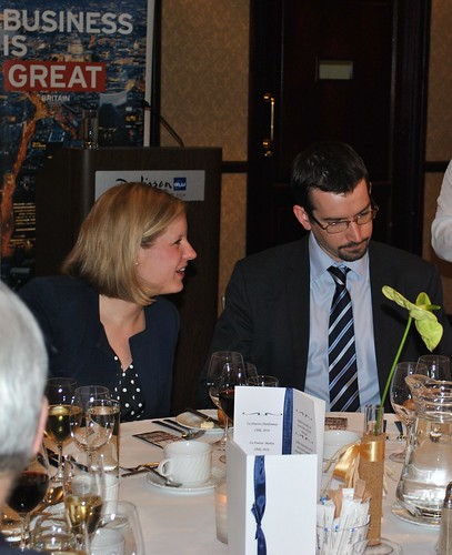 BritCham Monthly Dinner with Lord Green, 11 June 2012