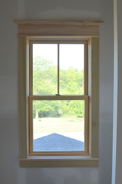 Window Casing