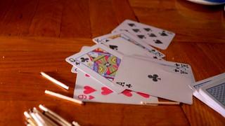 покер на спички