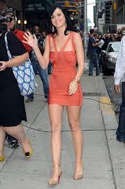 Katy Perry Bandage Dress Herve Leger Celebrity Style Women's Fashion