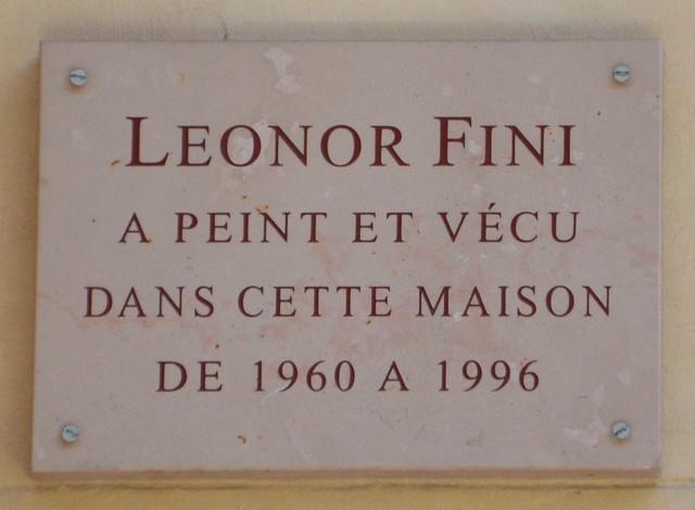 Photo of White plaque № 11566