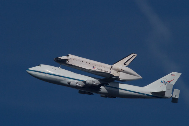 Endeavour's last flight