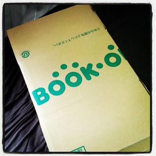 いろいろ失う時期なので、思いきってモノも捨てる。今日は本を整理。ブックオフへ旅立って!, on Flickr