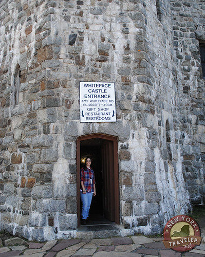 Whiteface Castle Entrance