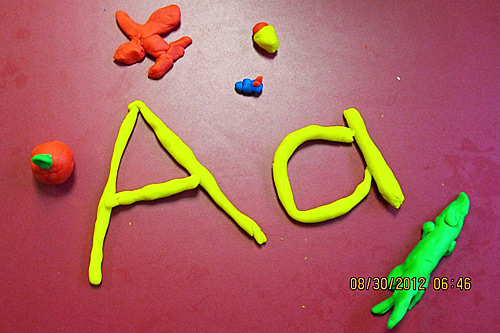 A-Playdoh-items