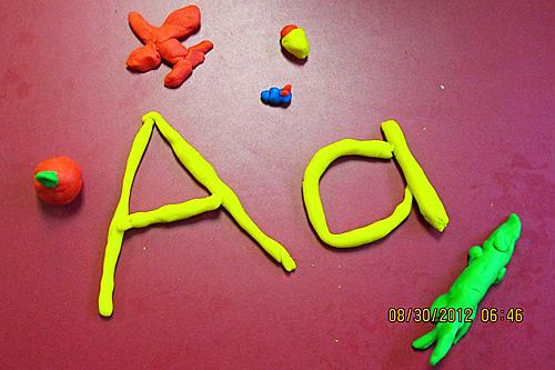 A-Playdoh-items