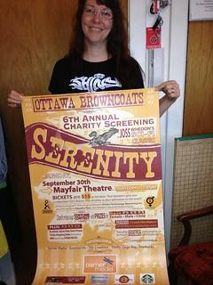 @Ott_browncoats #oscs2012 Our monster poster is here! Thanks @space_don for the artwork!