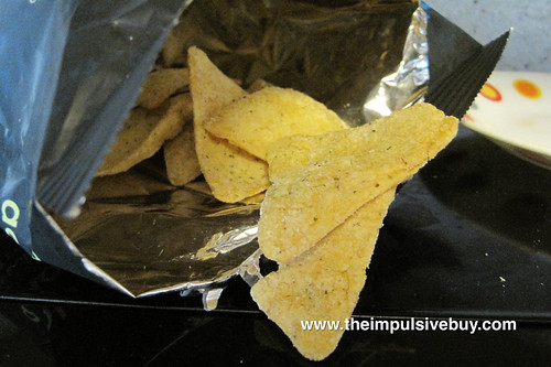 Popchips Ranch Tortilla Chips Cavern