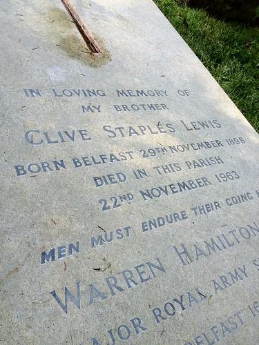 Lewis' Grave