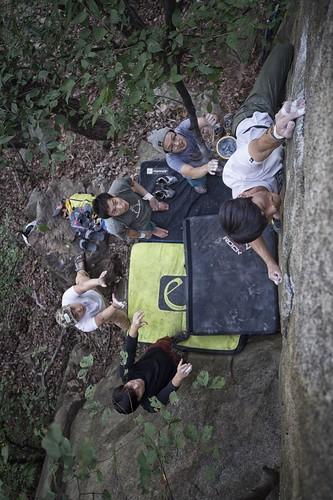 2012-09-22-Bouldering-Kwanaksan-005