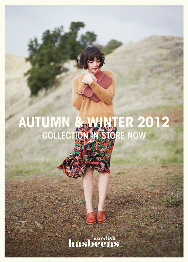 calivintage for swedish hasbeens fall 2012