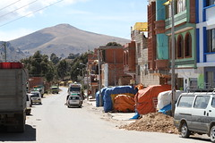 Bolivian Side of the Border