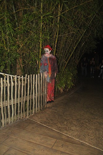 Howl-O-Scream 2012 at Busch Gardens Tampa