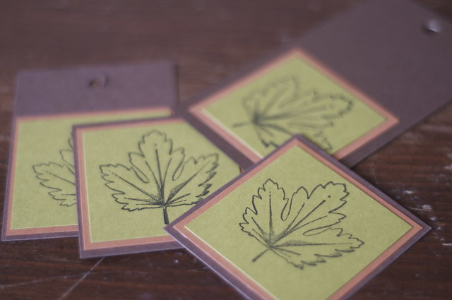 card making for fall