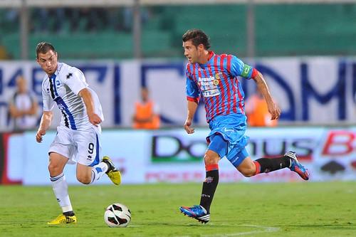 Calcio, Catania-Parma (2-0): ripartenza ducale...$