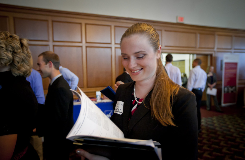 Career Fair - 2012