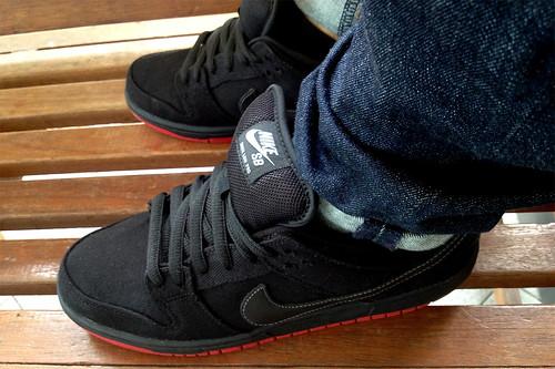low priced 15474 a0b5d WOMFT – Nike Dunk SB x Levis Eman Azrin Azhar