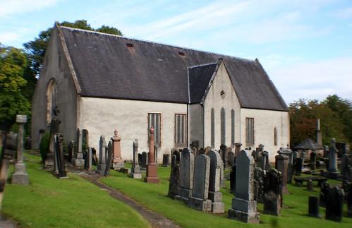 Historic Mortlach Church, Dufftown