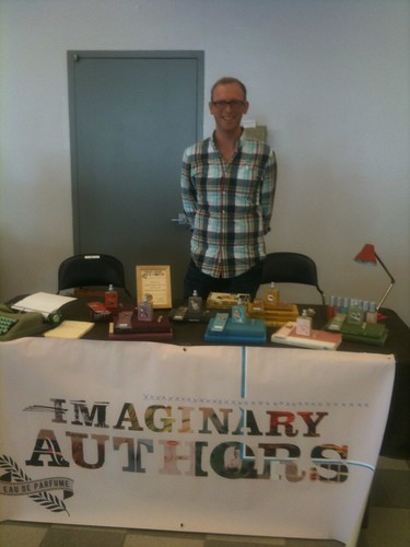 David of Imaginary Authors