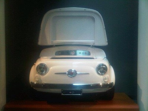 Fiat 500 by Smeg by sondetto