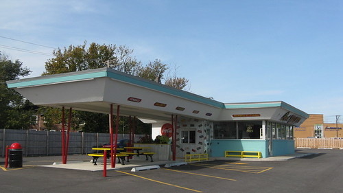 Rand Red Hots.  Des Plaines Illinois.  September 2012. by Eddie from Chicago