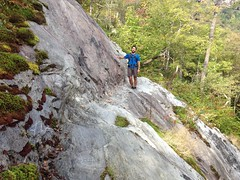Linville Gorge Trail 2