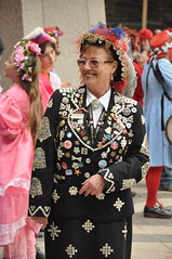 Pearly Kings & Queens Harvest Festival, London 2012