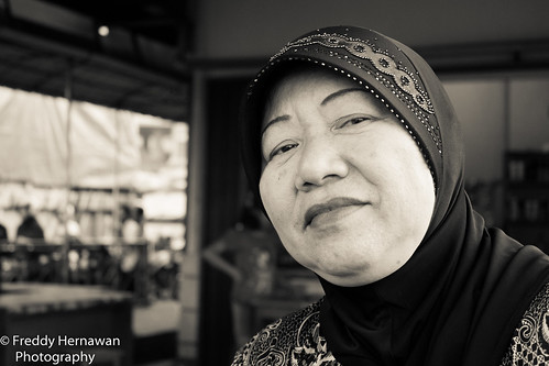 My Mom by Freddy Hernawan