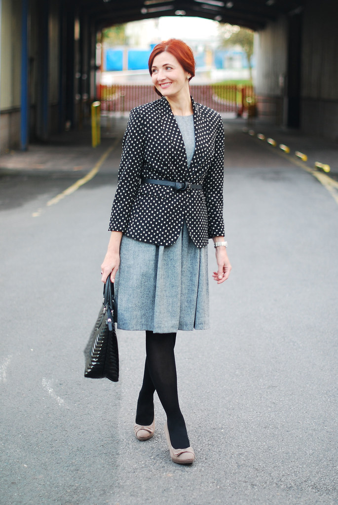 One Dress, Four Ways: Job Interview Outfits (Part 2)